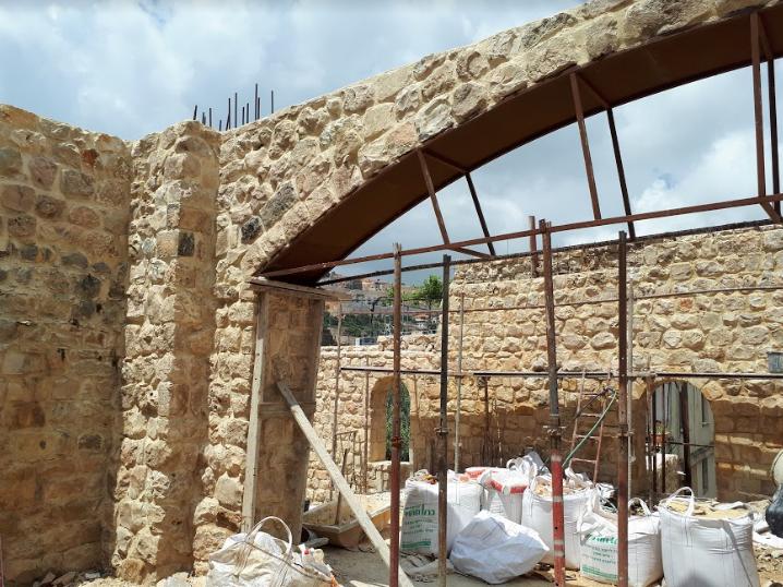 שיפוץ ושיקום מבנים עתיקים, חורפיש