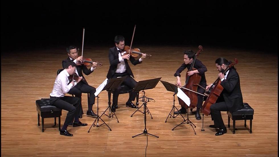 Schubert | Cello Quintet, 2nd Movement