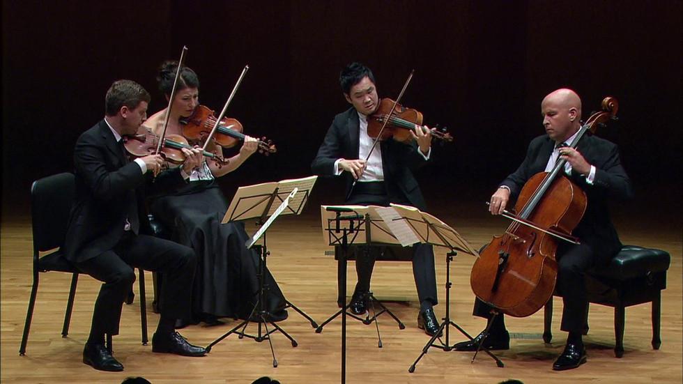 "Beethoven | String Quartet Op.95 ""Serioso"""