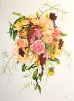 The Custom Botanist, bouquet commission_