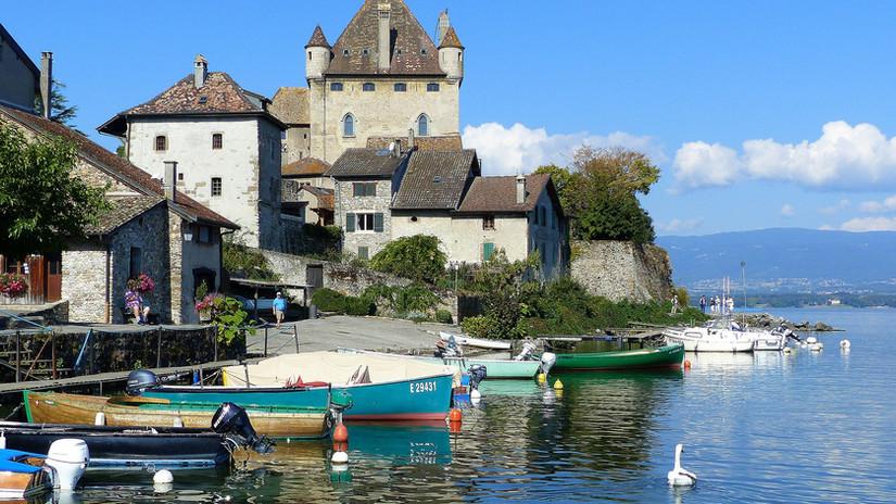 Yvoire village médiévale
