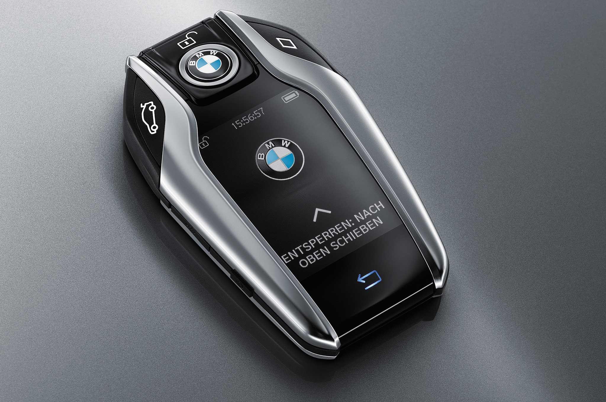 BMW i8 -key