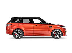 Range Rover rentals Houston