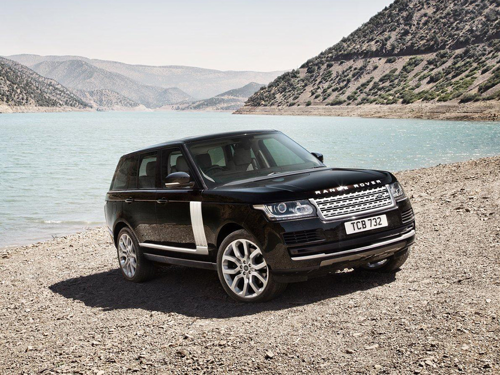 Range Rover HSE Supercharged- Luxury car rental houston
