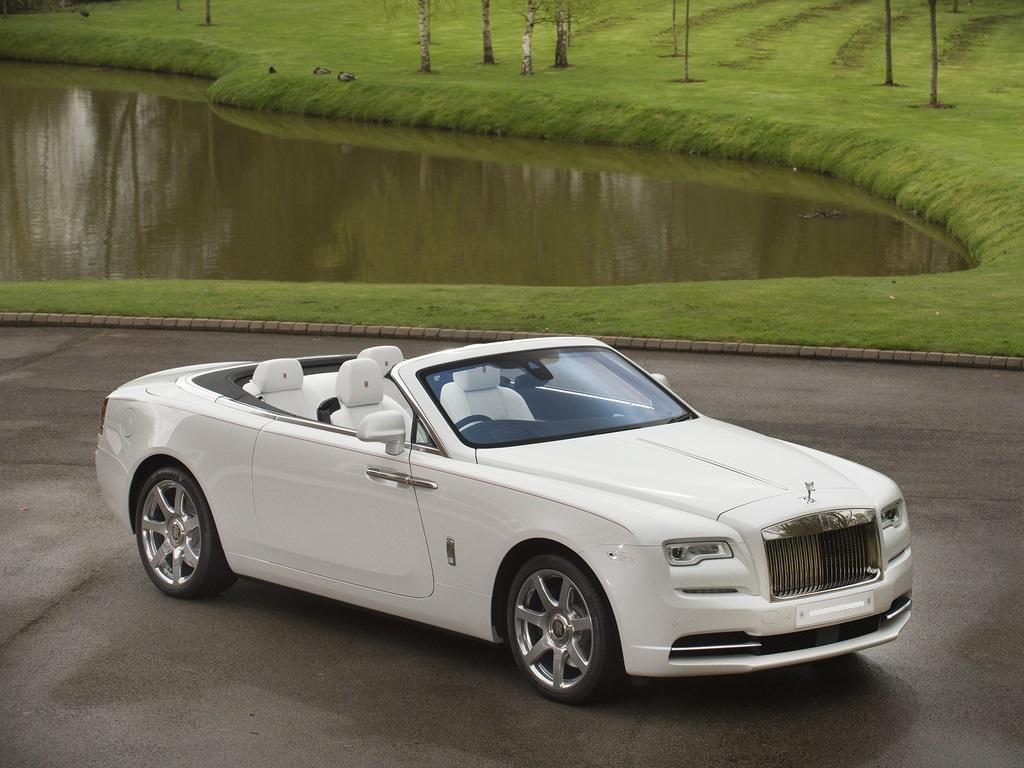 Rolls Royce Dawn -LCR