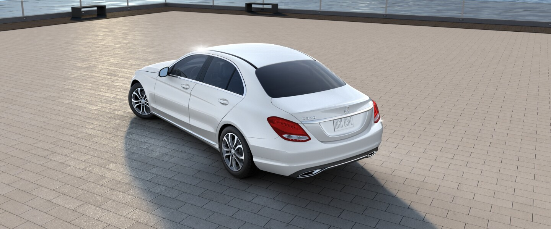 Mercedes Benz C300- luxury car rentals houston