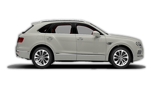 Bentley Bentayga - Luxury car rentals of