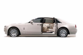 Rolls Royce rental Houston