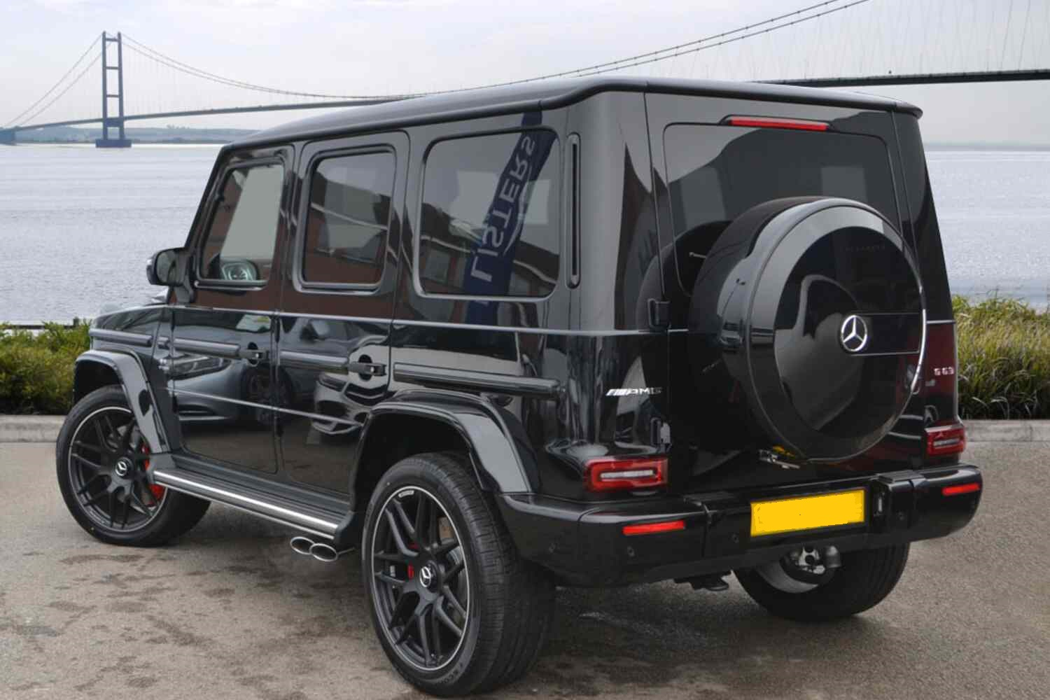 2019 Mercedes  Benz G63 AMG- back