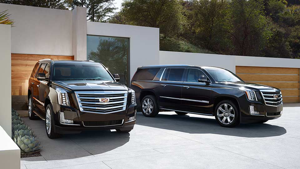 Cadillac Escalade - luxury car rental houston