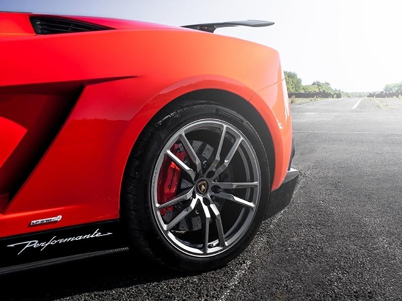 Lamborghini Gallardo Performante -