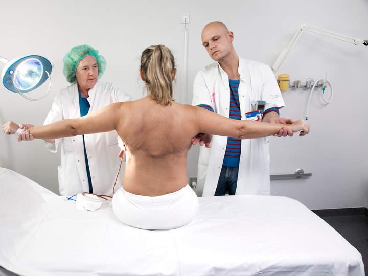 Brystkræft-vejle Sygehus