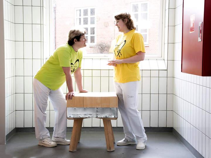 Køkkenassistenter