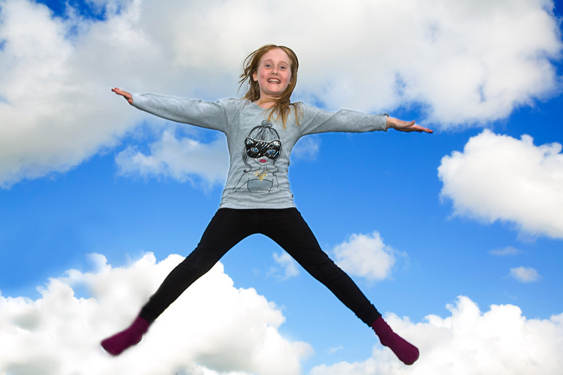 Hop i himlen