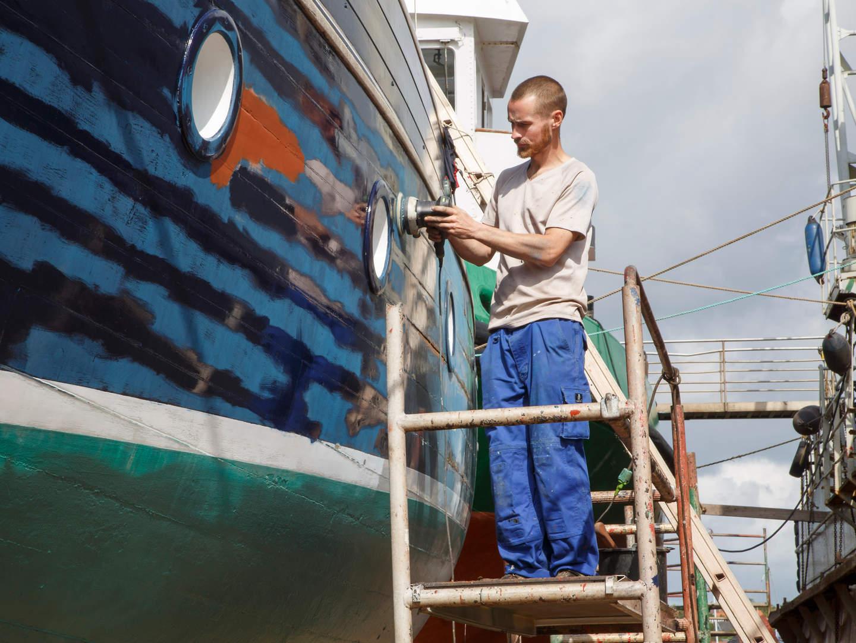 Skibsbygger