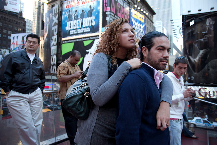 Time Square, NY