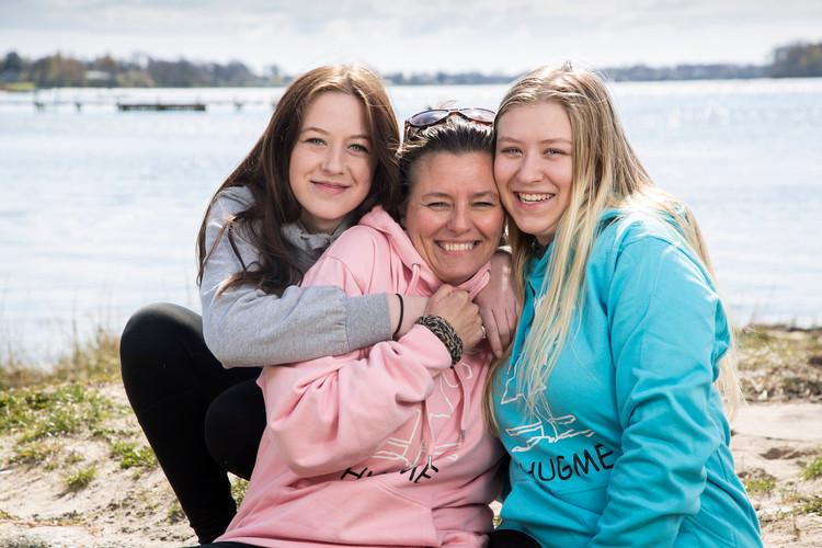 Mor og døtre