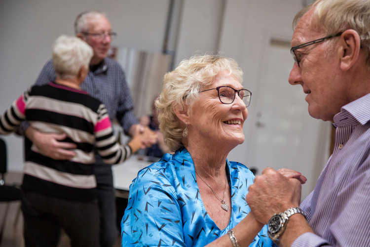 Dans for seniorer