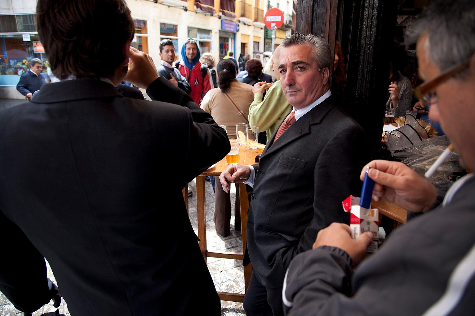 En spansk herre