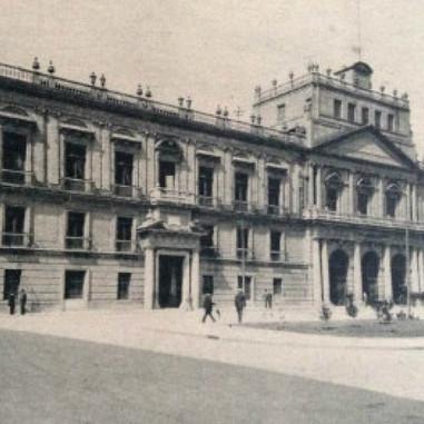 Palacio de Minería: un palacio dentro de la ciudad de los palacios