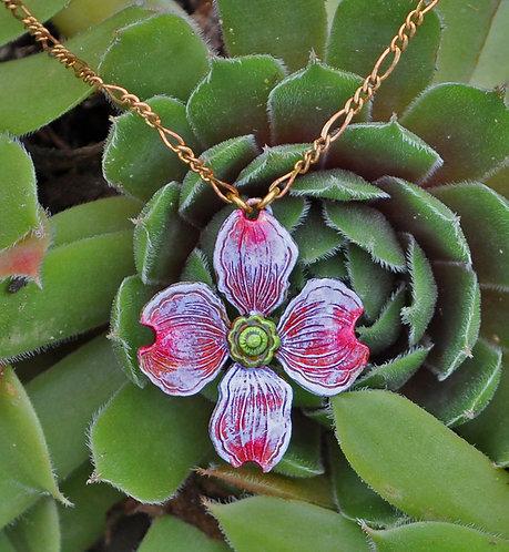 Wholesale: Garden Dogwood Necklace
