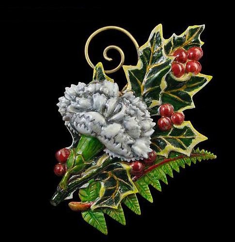 Winter Garden Brooch