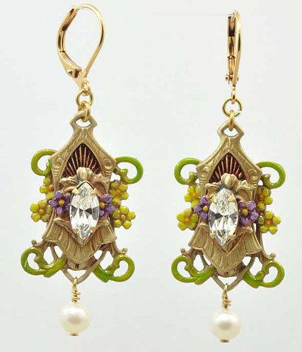 Wholesale: Garden Party Earrings