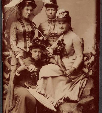 The Victorian Cowgirl