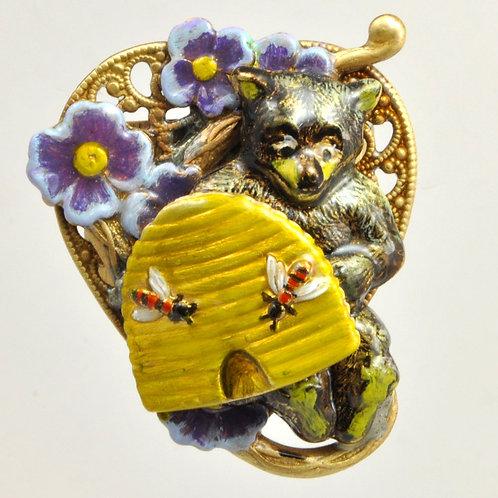 Honeybear Ring