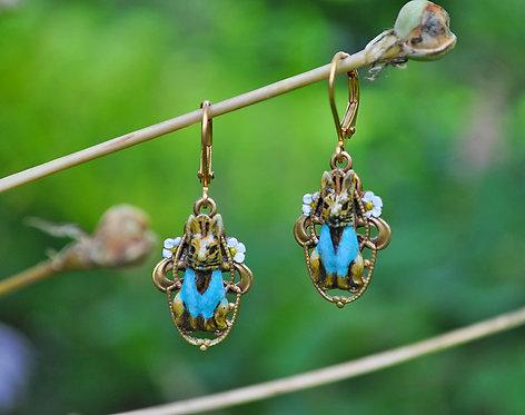 Wholesale: Peter Rabbit Small Earrings