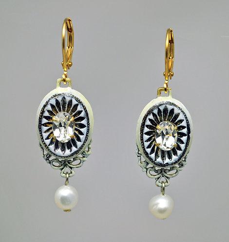 Victorian Bride Earrings