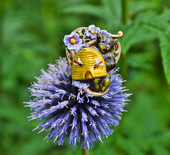 Wholesale: Birds & Bees Honeybear Ring