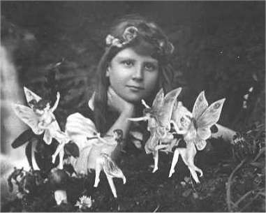 In Celebration of the Cottingley Fairies 10 Percent off Fairie Collection