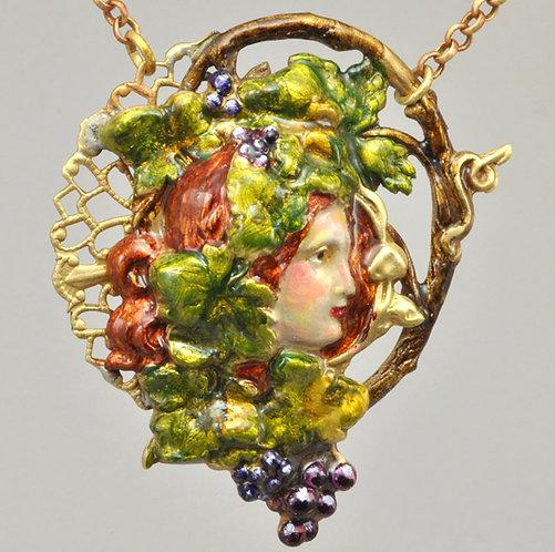 Harvest Deva Necklace