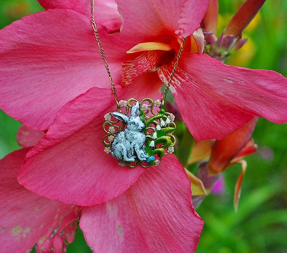 Wholesale: Bunny Sweetness Necklace