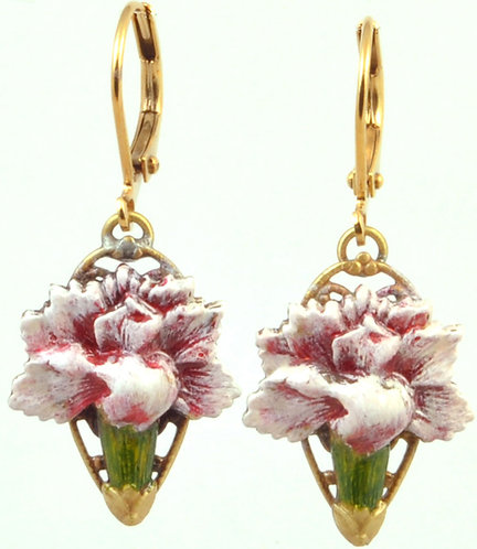 Wholesale: Garden Carnation Earrings