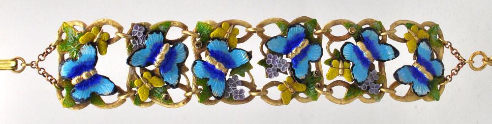 Blue Morpho  Bracelet.jpg