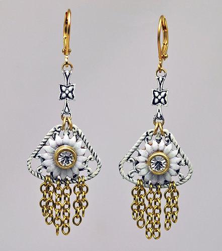Edwardian Bride Earrings