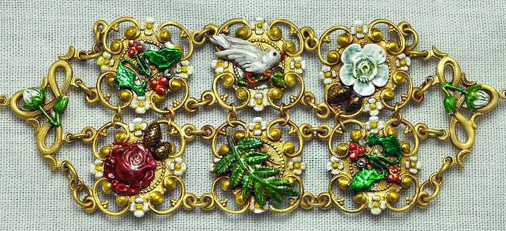Christmas Joy Bracelet