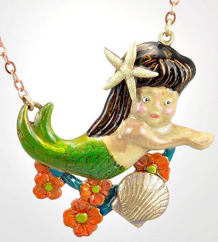 Wholesale: Tidal Mermaid Necklace