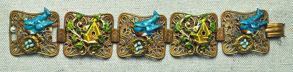 Bluebird Bracelet