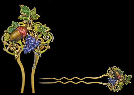 The Summer Harvest Collection: Hair Pin