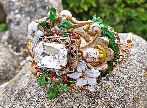 Christmas Angels Bracelet