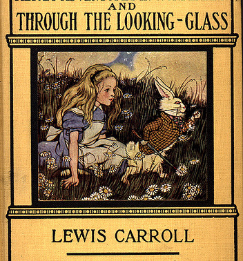 In Honor of Alice Through the Looking Glass