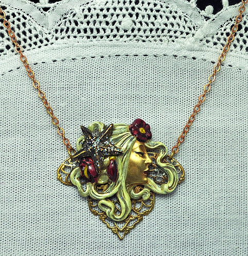 Hellebore Deva Necklace
