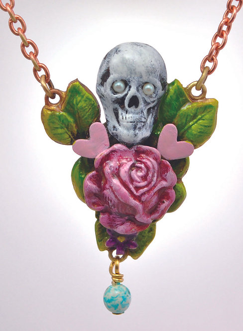Wholesale: Sugar Skull Necklace
