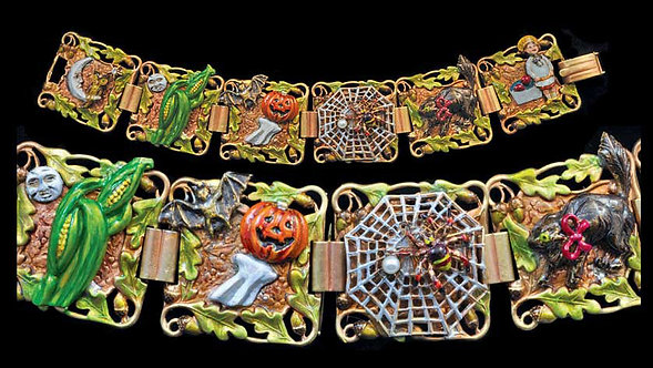 Wholesale: Halloween Bracelet