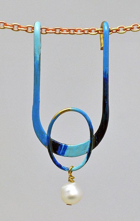 Valley Necklace Indigo