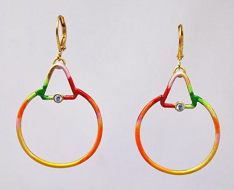 Direction Earrings