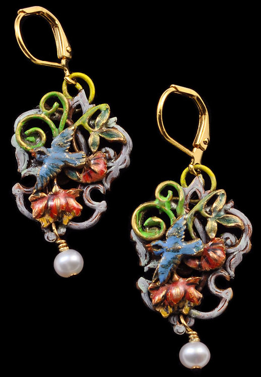 Happy Marriage Earrings